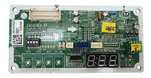 Placa Display Condensadora Tri Split Q/f Lg A3uw18gfa0