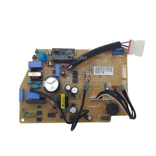 Placa Ar Condicionado Evap Lg ASNQ122B4A0 - EBR35936514