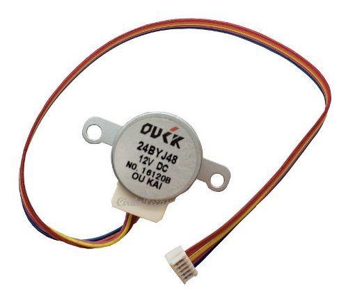 Motor Vane Ar Condicionado Lg Tsnc - Tsnh 07/09/12/18/24.000