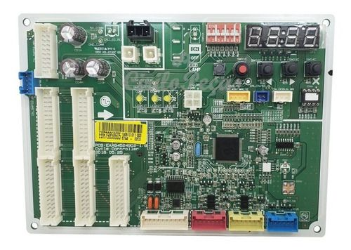 Placa Display Condensadora LG Arun120lls4 Cod Ebr79858605