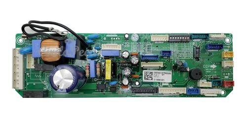 Placa Evaporadora Cassete LG Arnu42gtma2 - Ebr78401707