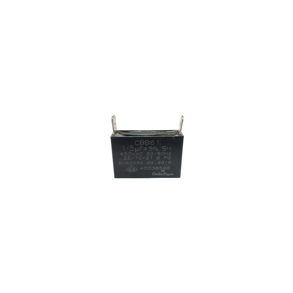 Capacitor 1.5uf / 450v Suryha