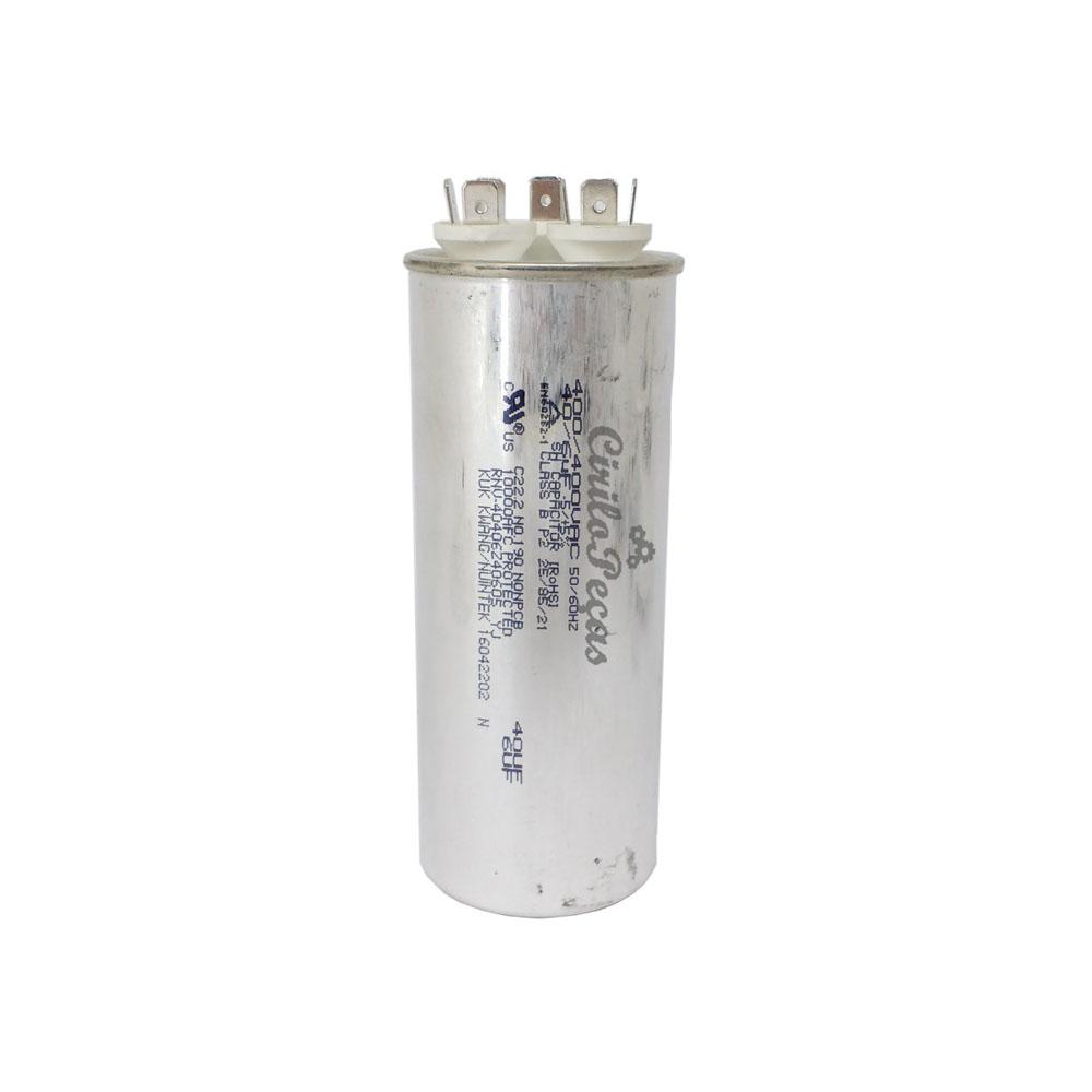 Capacitor Lg 40+6uf EAE43285412 Modelo LBUC182HSA2