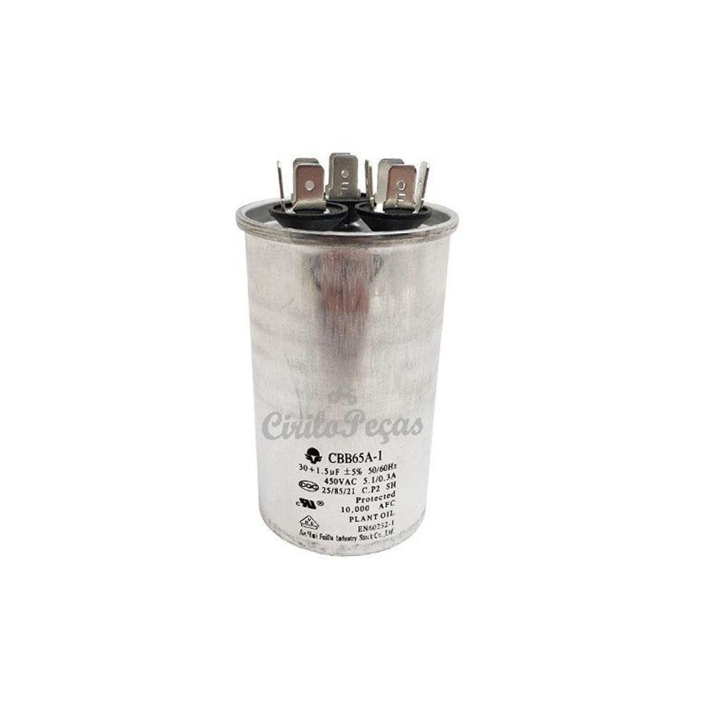 Capacitor Lg EAE42718009 Modelo Tsuc122yma1
