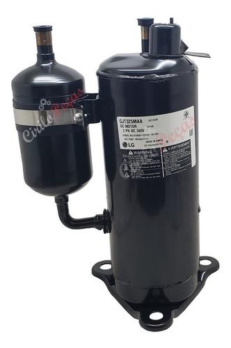 Compressor Ar Condicionad LG Auuq48gh2 Tbz36856701 Gjt325maa