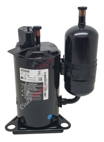 Compressor Ar Condicionado LG Inverter Ga092mab Asuq122brg2