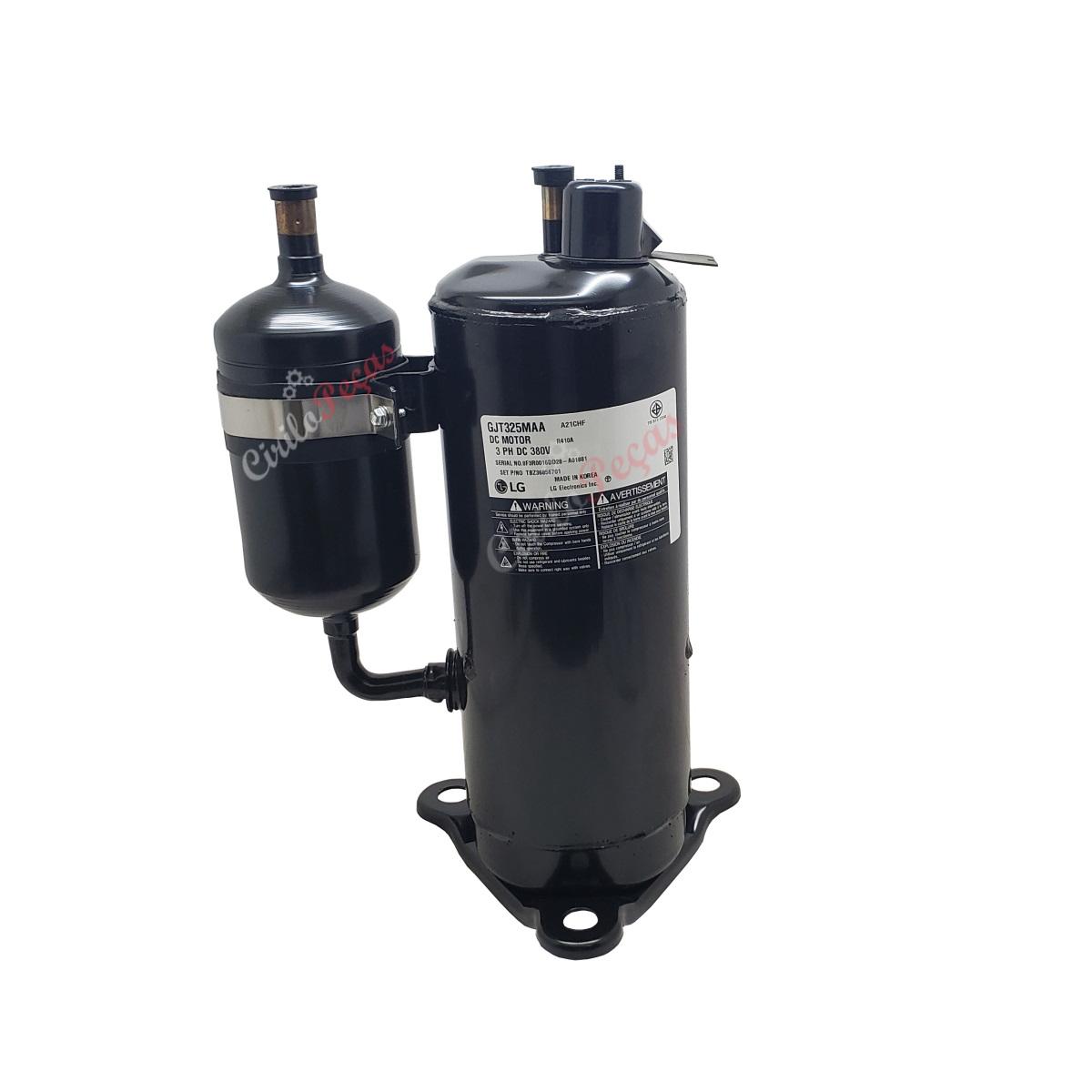 Compressor LG - GJT325MAA R410A 36/48.000 Btus