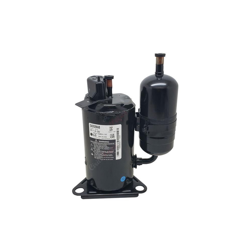 Compressor Lg TBZ35781301 Modelo  Asuq122brg2