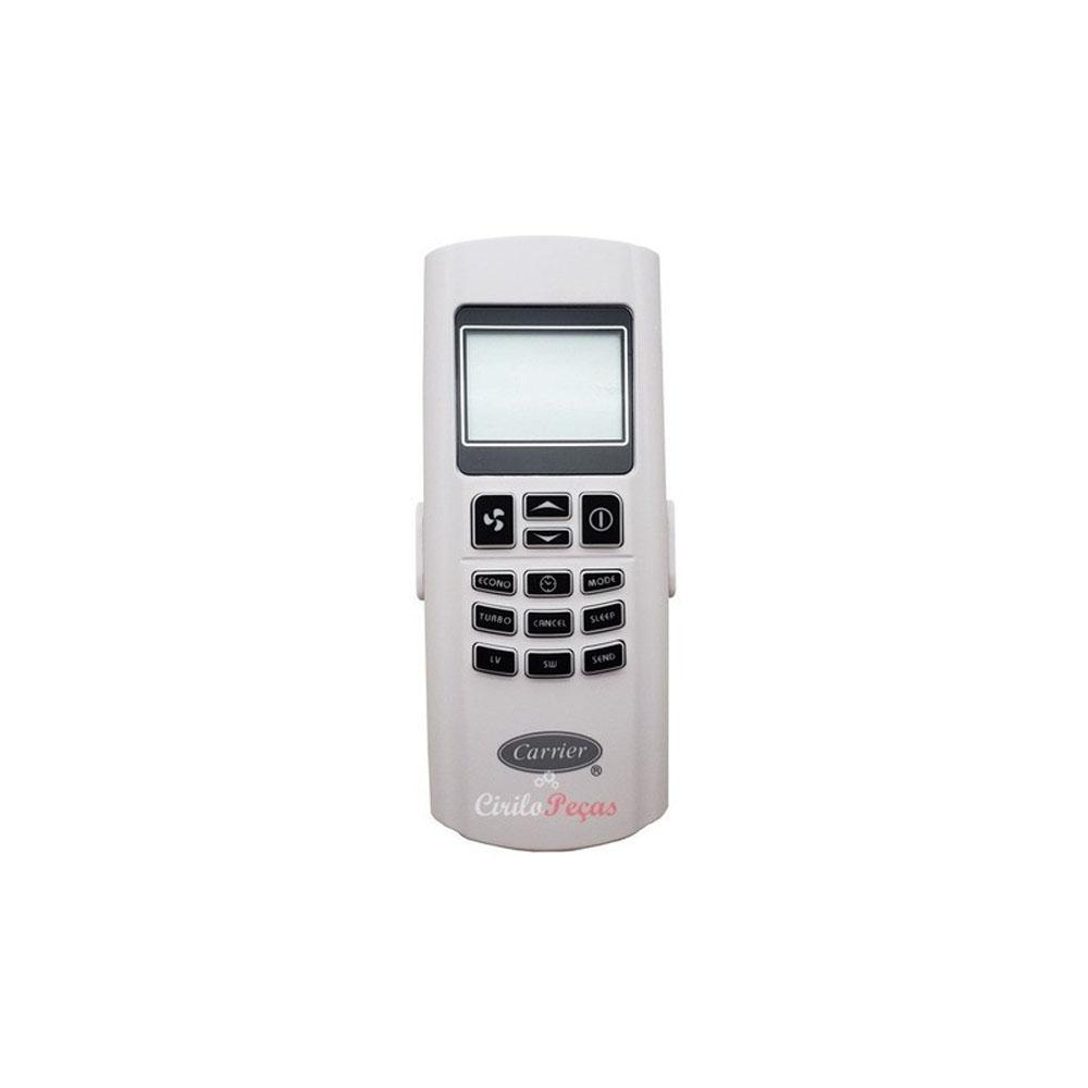 Controle Remoto Carrier 41014020 Modelo 42XQD060515LC