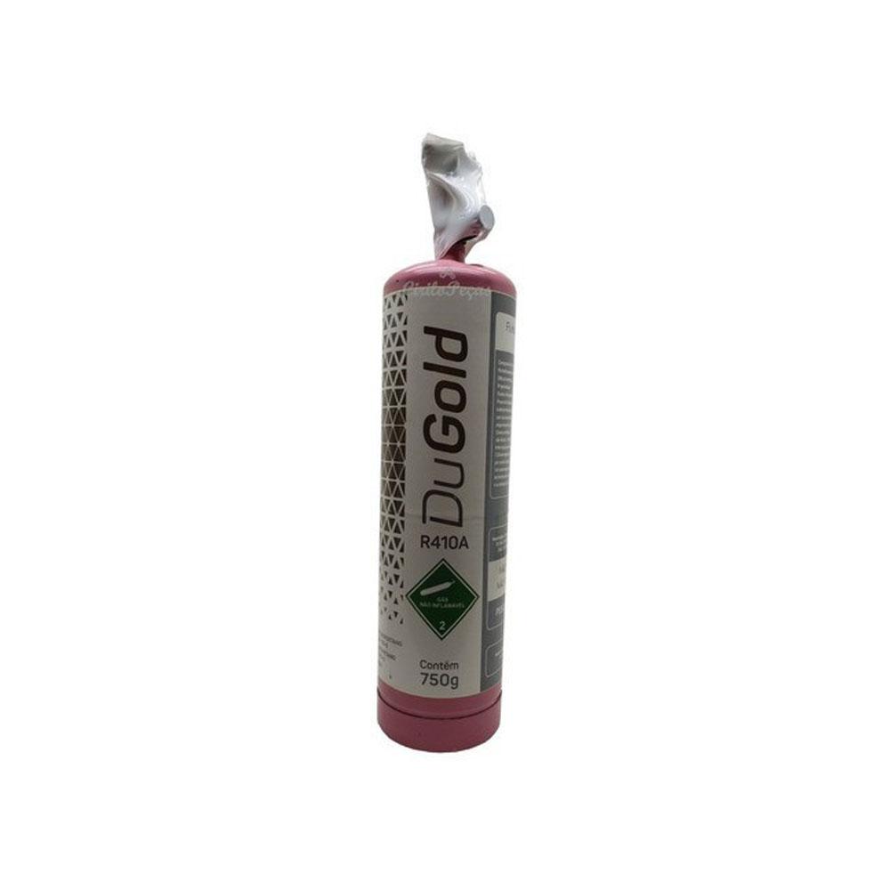 Fluido Refrigerante R410a 750g Dugold