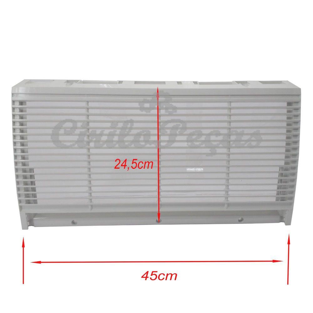 Grelha Pequena Ar Cond Piso Teto Carrier 18/24/48/60