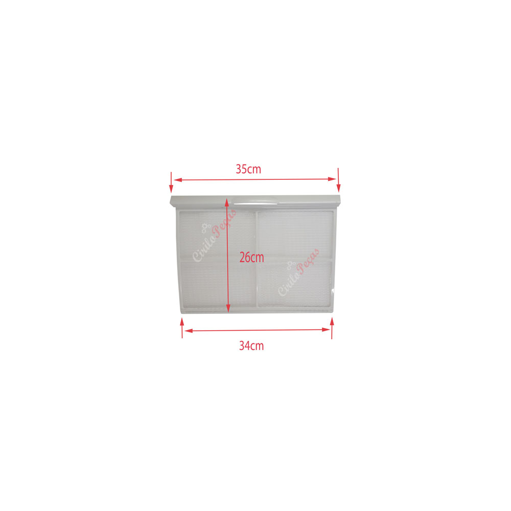 Kit Filtro 13801076 modelo 42LQB080515KC