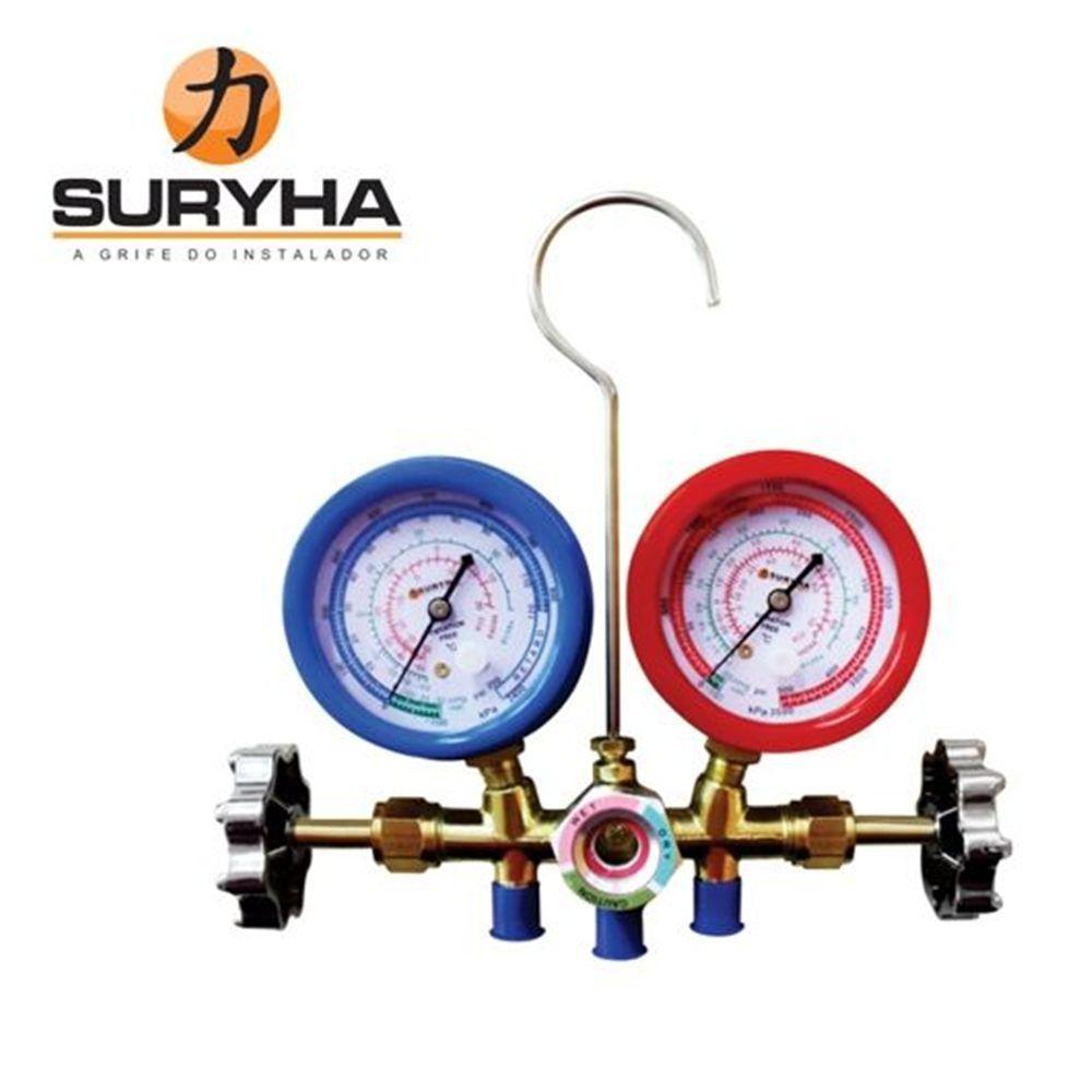 Manifold Ar Condicionado R410a - Suryha