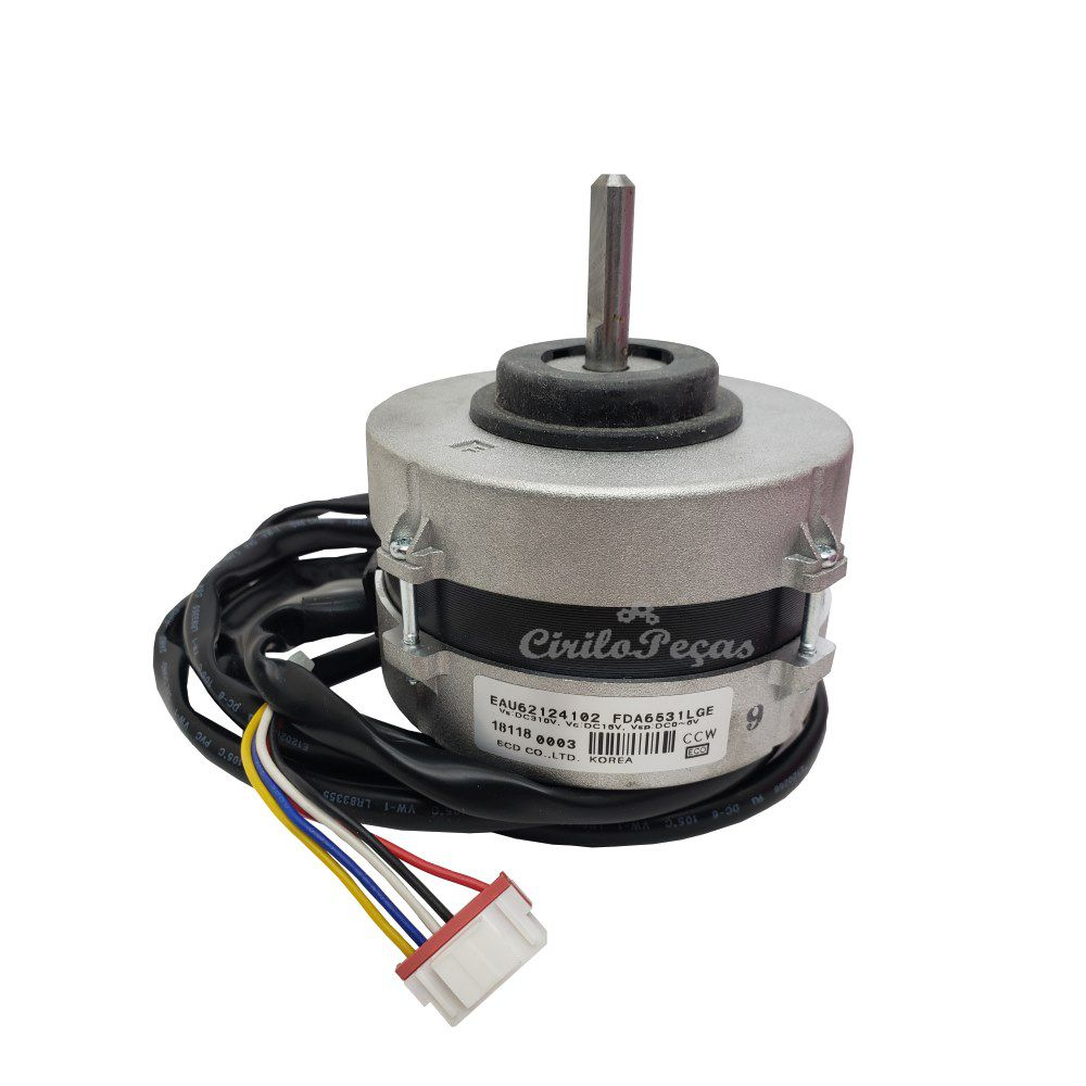 Motor Ar Condicionado Lg 36-54.000 (lvnc549lla0) Eau62124102