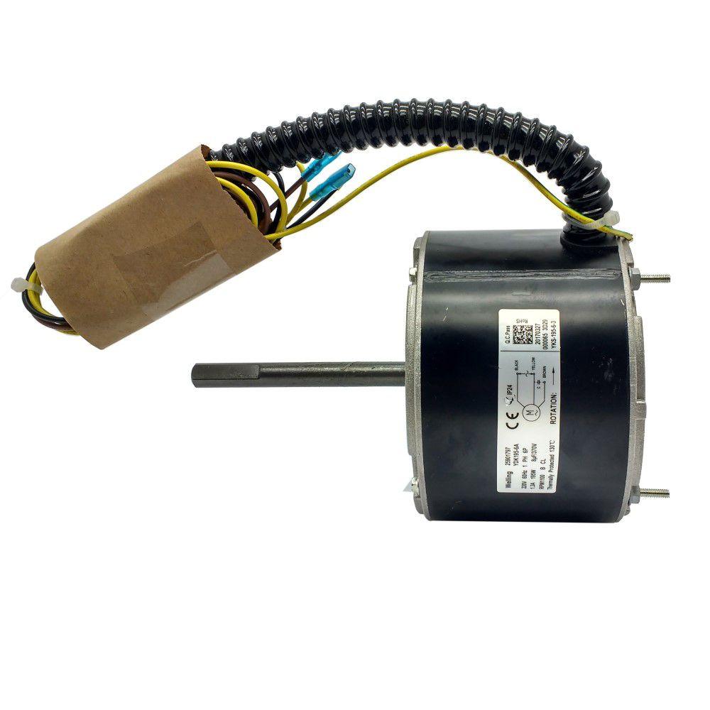 Motor Condensadora Ar Condicionado Piso Teto Springer Carrier 60.000 Btus