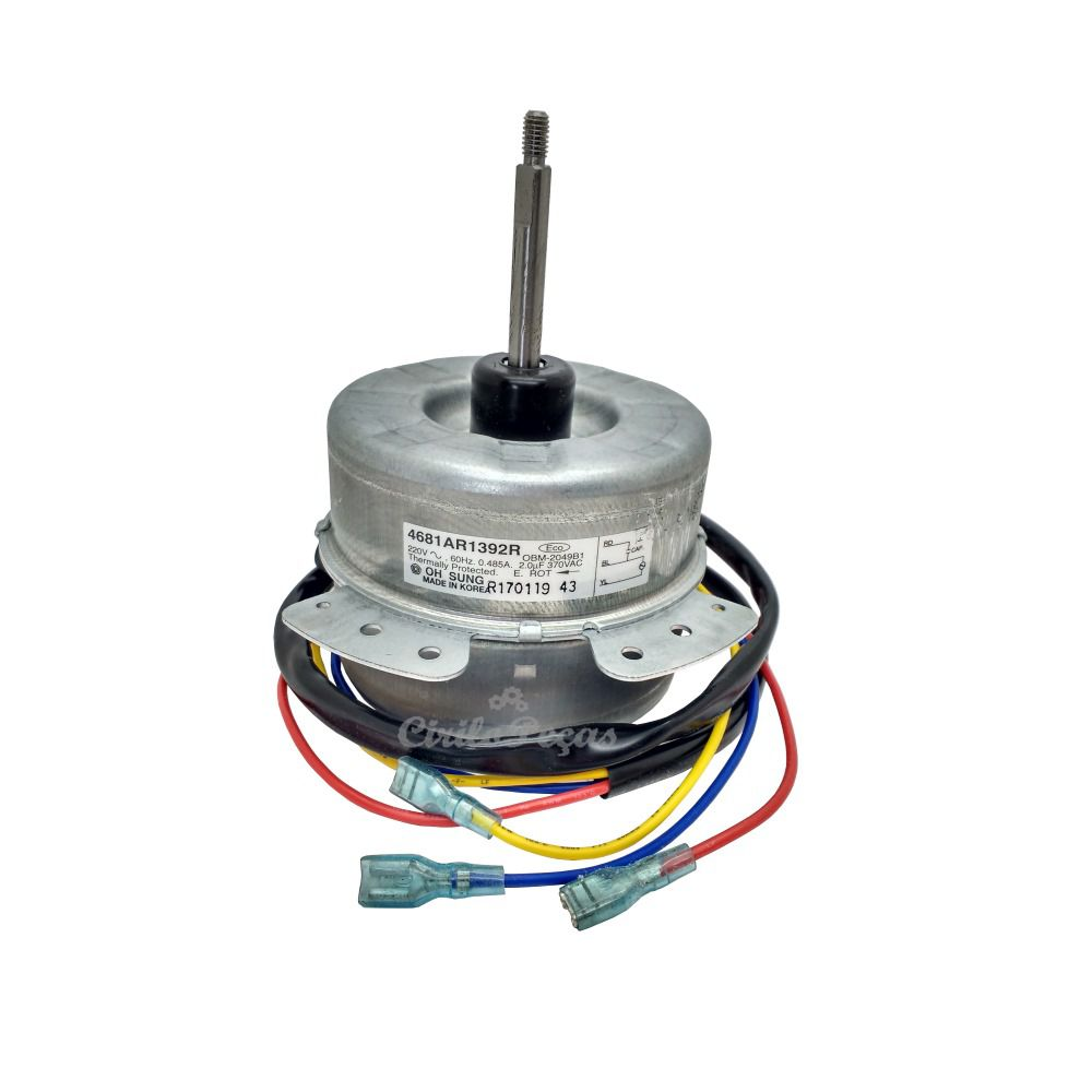 Motor Condensadora Lg 18.000 Btus ( St-182fla) (4681ar1392r)