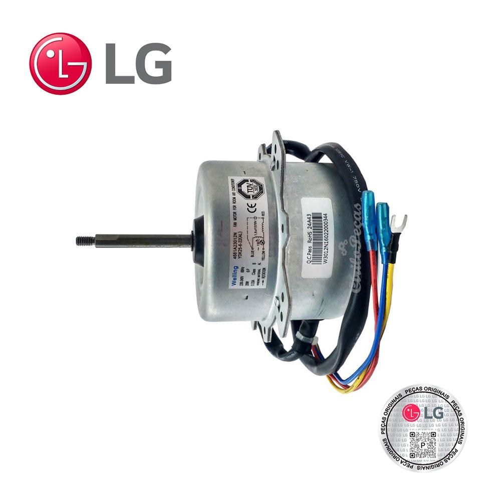 Motor Lg 4681a23012n Modelo Tsuc092tnw5