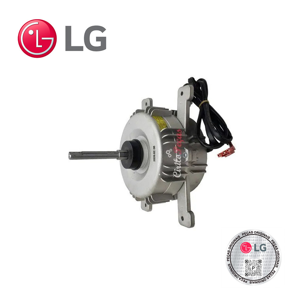 Motor Lg Eau43080039 Modelo Arun140lte5