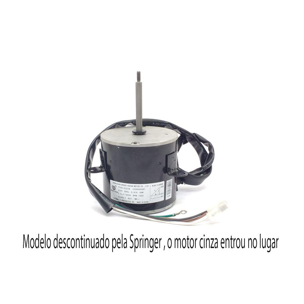 Motor Springer 25906088 modelo 38KCF22S5