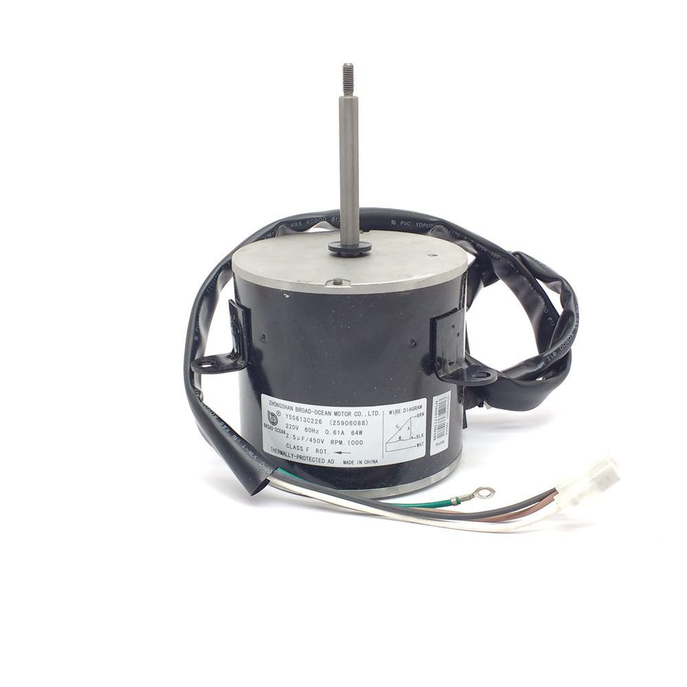 Motor Condensadora Springer 18 À 30.000 Btus