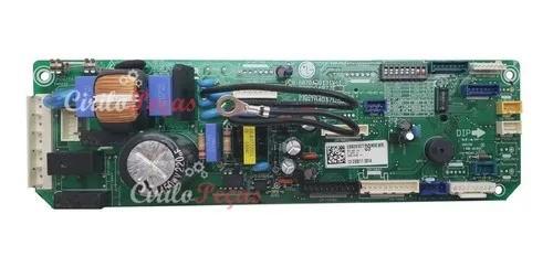 Placa Cassete LG 18 A 60.000 - Ltnc512mle1 - Ebr39187709