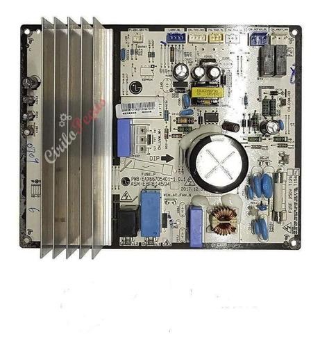 Placa Condensadora Dual-inverter LG S4uq12ja3wc-ebr82870709