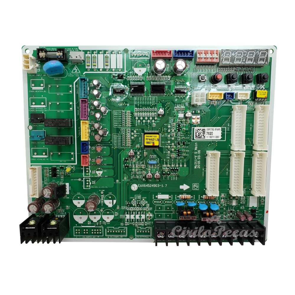 Placa Condensadora Lg 60.000 Btus Ebr77627620