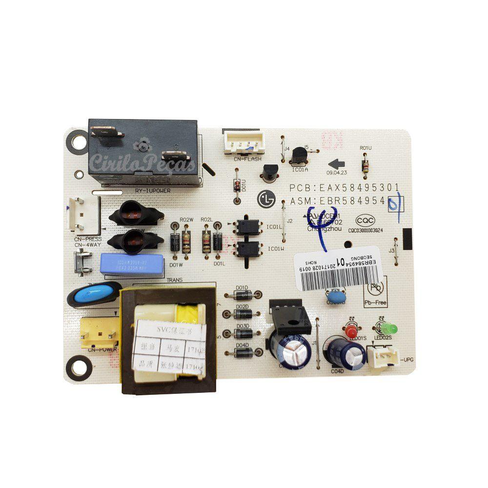 Placa Condensadora Lg 60.000 Btus ( Tvuc60)