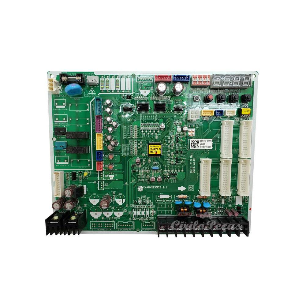 Placa Condensadora Lg Ebr77627620 Modelo Arun060gss0