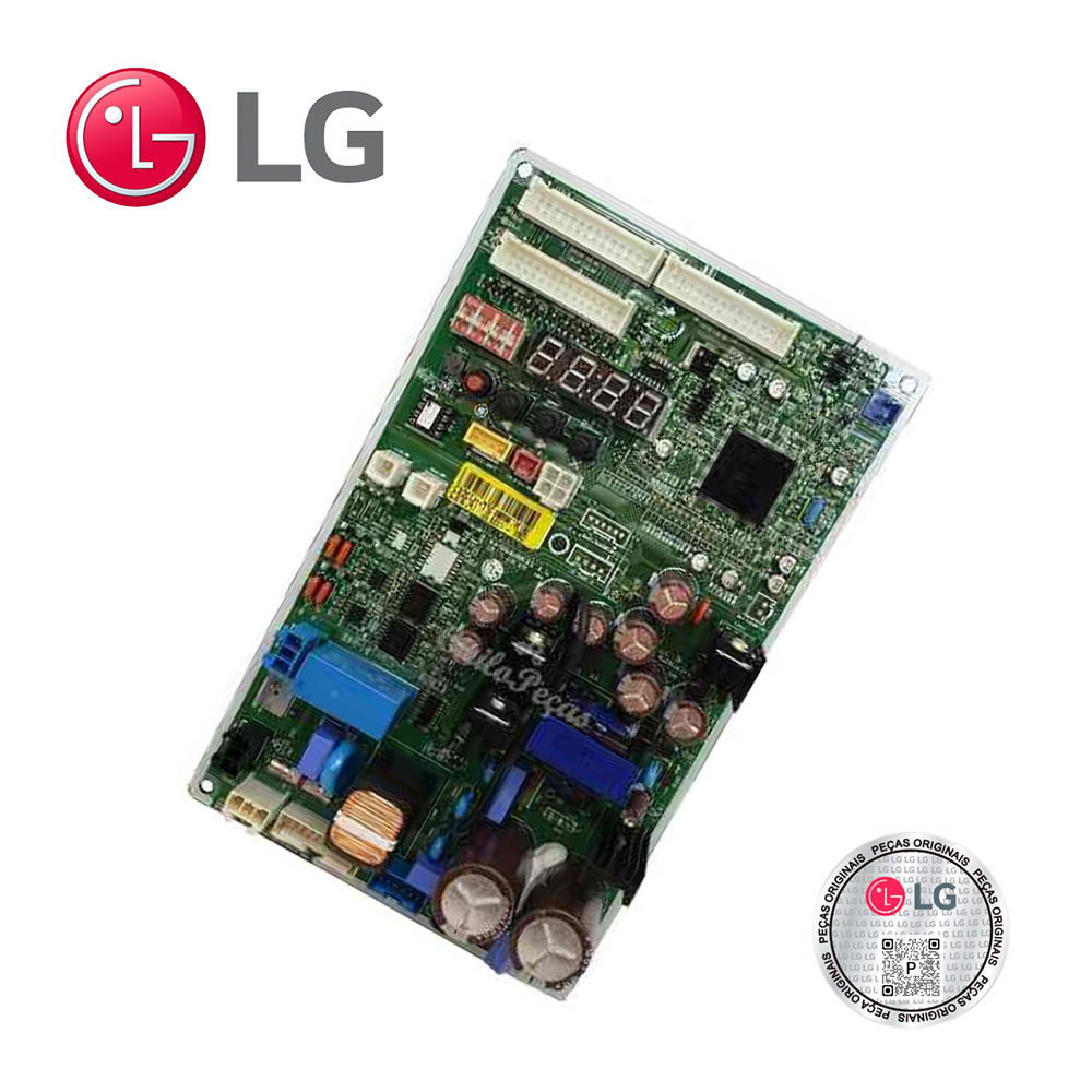 Placa Condensadora Lg Ebr85411706 modelo Arun160lte5