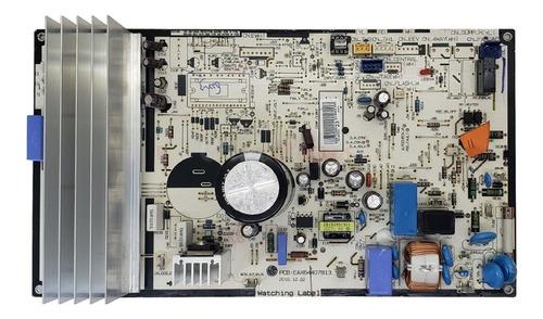 Placa Condensadora LG Inverter 12000 Usuq122hsg3 Ebr75260023