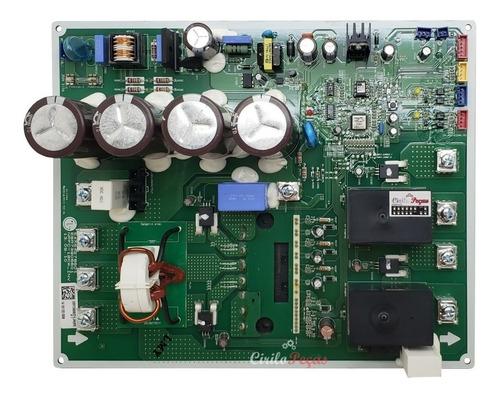 Placa Condensadora Vrf LG Ebr73906601 Modelo Arun120tb3