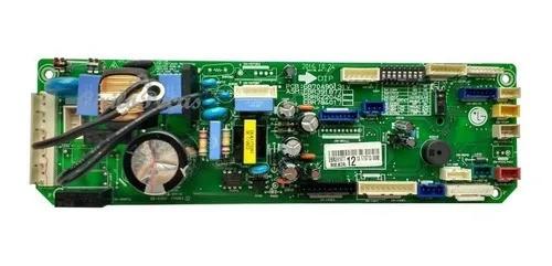 Placa Evaporadora Cassete LG Arnu24gtta2
