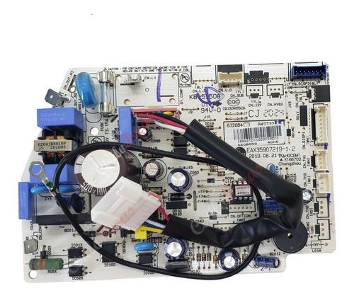 Placa Evaporadora LG Dual Inverter S4nq12ja3wc