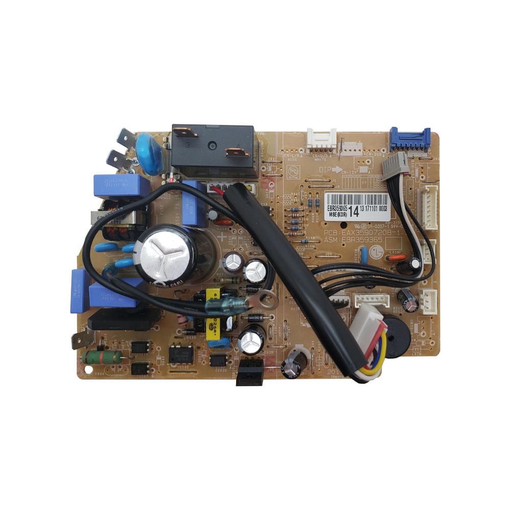 Placa Evaporadora Lg Ebr35936514 Modelo ASNQ122B4A0