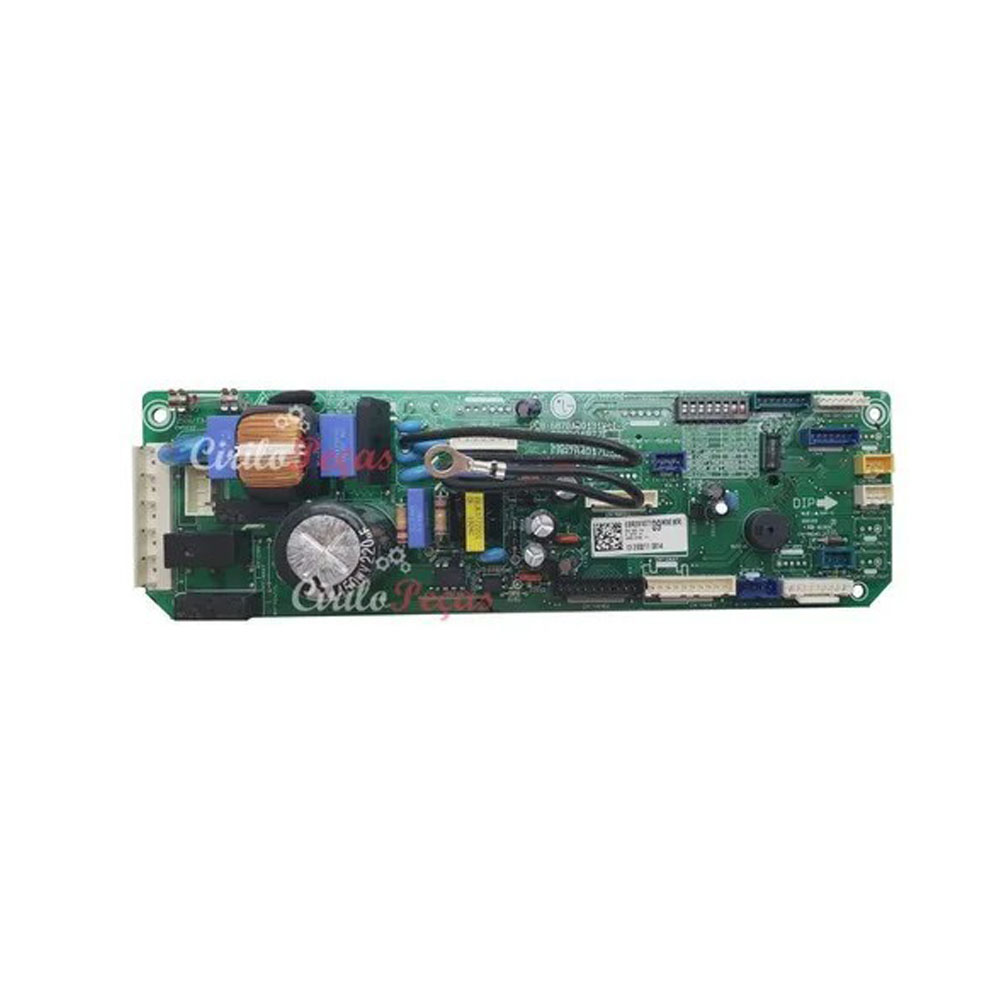Placa evaporadora Lg EBR39187709 Modelo Ltnc512mle1