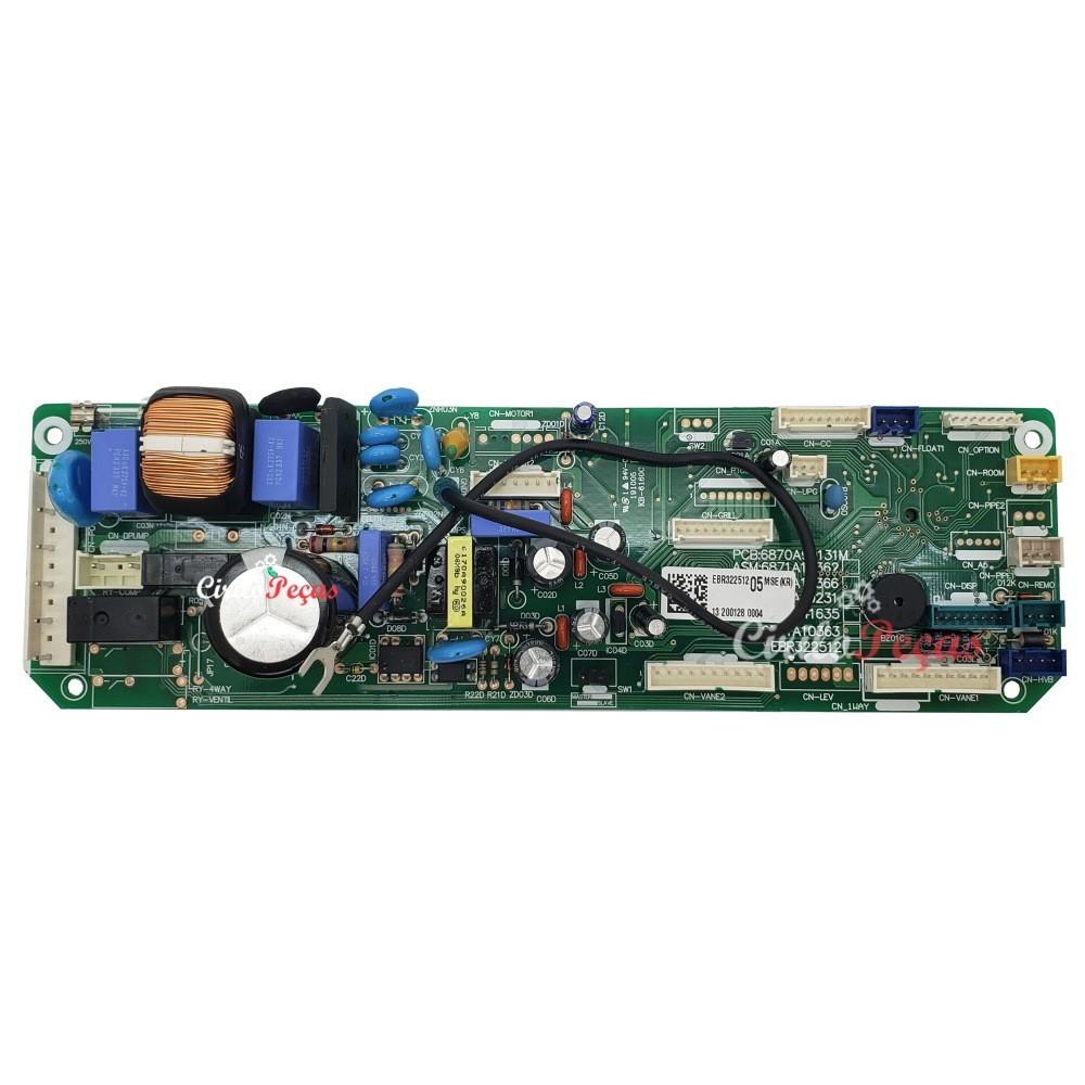 Placa Principal Cassete Lg Ltnc362nle0