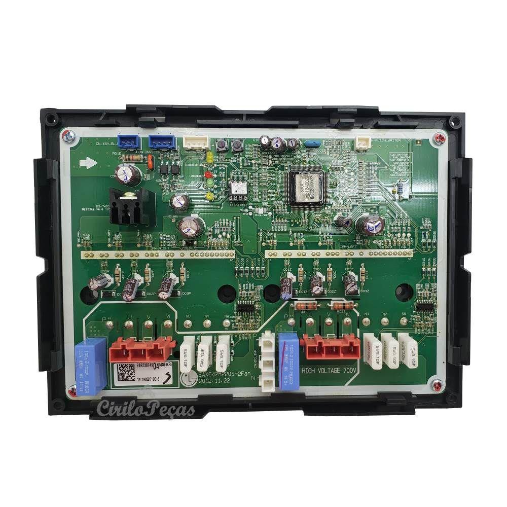 Placa Ventilador Condensadora LG Multi V Plus 80 à 160.000 Btus