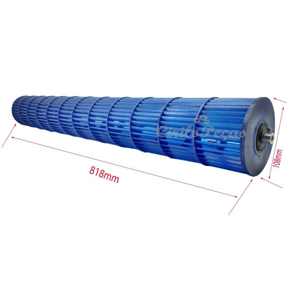 Turbina Evaporadora Midea Inverter 42MBCA24M5