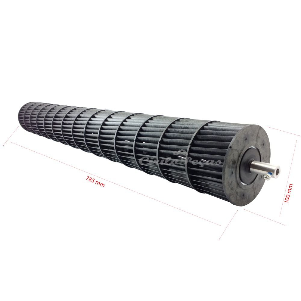 Turbina Evaporadora Lg Inverter 18/22/24.000 Btus