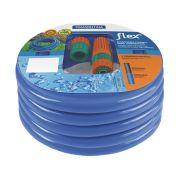 Mangueira Flexível Tramontina Azul 20 M Com Acessórios