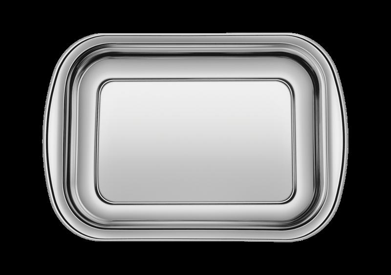 Assadeira Aço Inox 39 Cm Tramontina