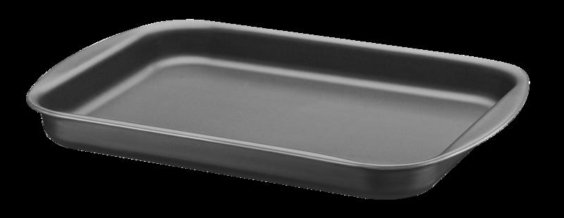 Assadeira Rasa Alumínio 34 Cm Brasil Tramontina