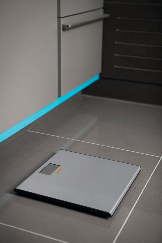 Balança Digital Aço Inox P/ Banheiro Tramontina