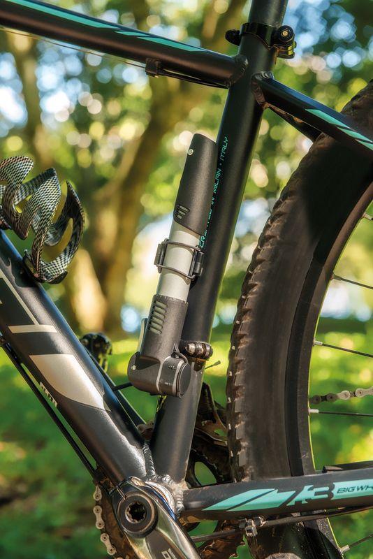 Bomba De Ar Portatil P/ Bicicleta