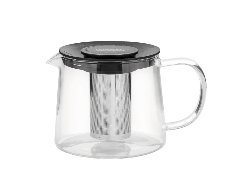 Bule Cônico Vidro Com Infusor 0,9 litros Tramontina