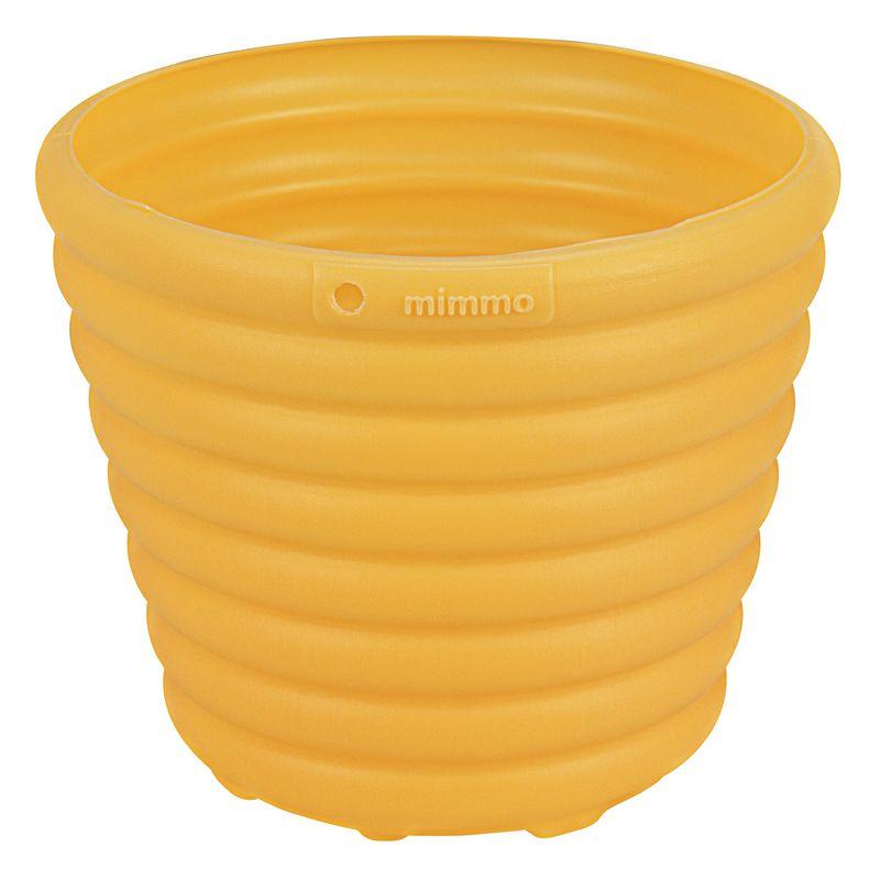 Cachepo/Vaso P/ Flores Amarelo 1,7 L Tramontina