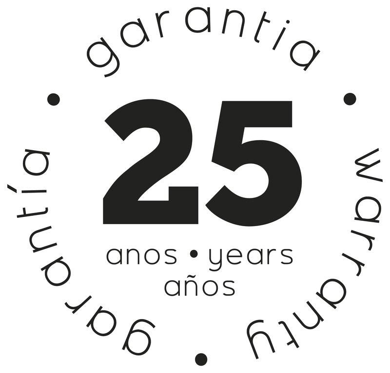 """Chaira Tramontina Century Aço Especial e Polipropileno 10"""""""