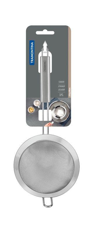 Coador 15,3 cm Aço Inox Marffim Tramontina