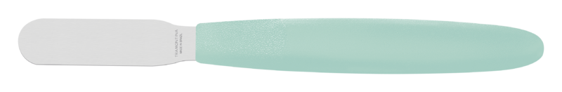Conj. Espatulas Inox 6 Pçs Ipanema Verde Tramontina